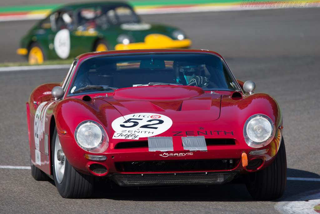 Iso Grifo A3C - Chassis: B 0205 - Driver: Olivier de Siebenthal / Olivier Vanaty  - 2014 Spa Classic