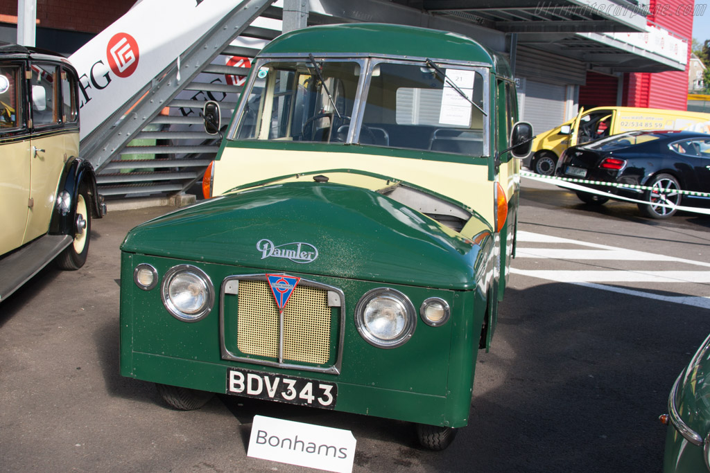 Lanchester Ten Minibus - Chassis: 28913   - 2014 Spa Classic
