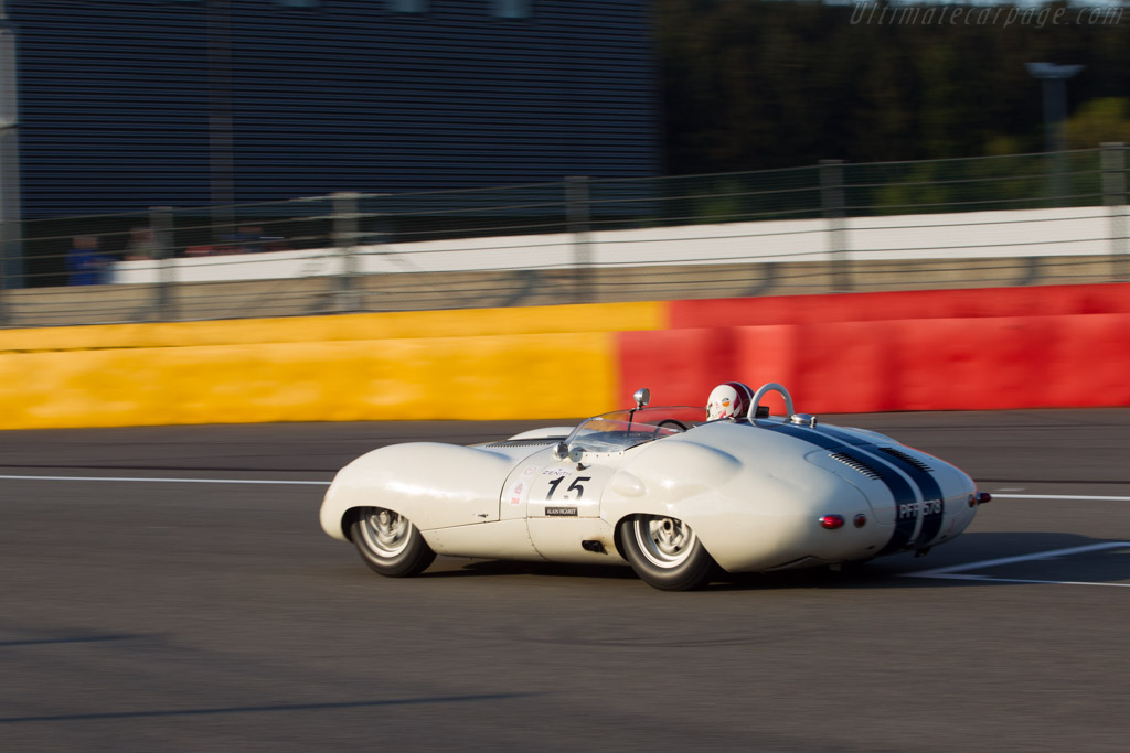 Lister Costin Jaguar - Chassis: BHL 122 - Driver: Olivier Cazalieres  - 2014 Spa Classic