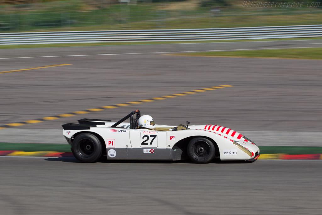 Lola T210 - Chassis: SL210/05 - Driver: Scott Fitzgerald  - 2014 Spa Classic