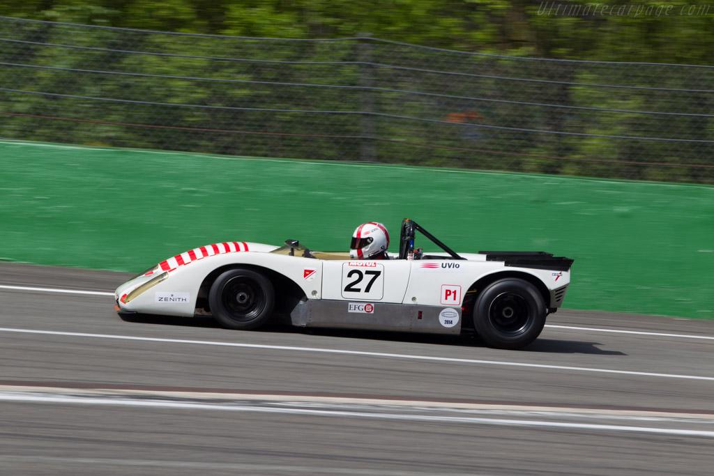 Lola T210 - Chassis: SL210/05 - Driver: Neil Primrose  - 2014 Spa Classic