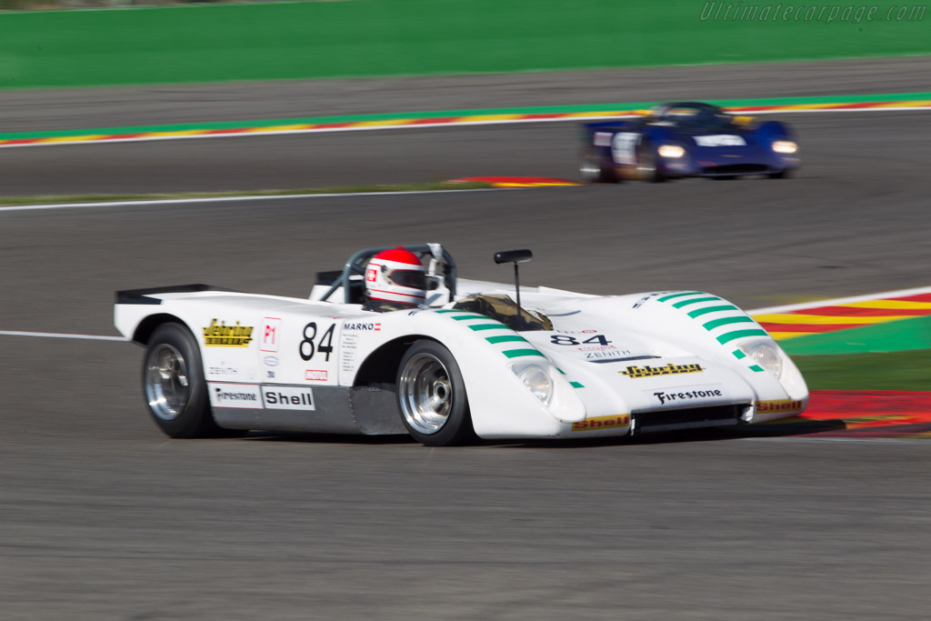 Lola T212 - Chassis: HU23 - Driver: Serge Kriknoff / Marc de Siebenthal  - 2014 Spa Classic