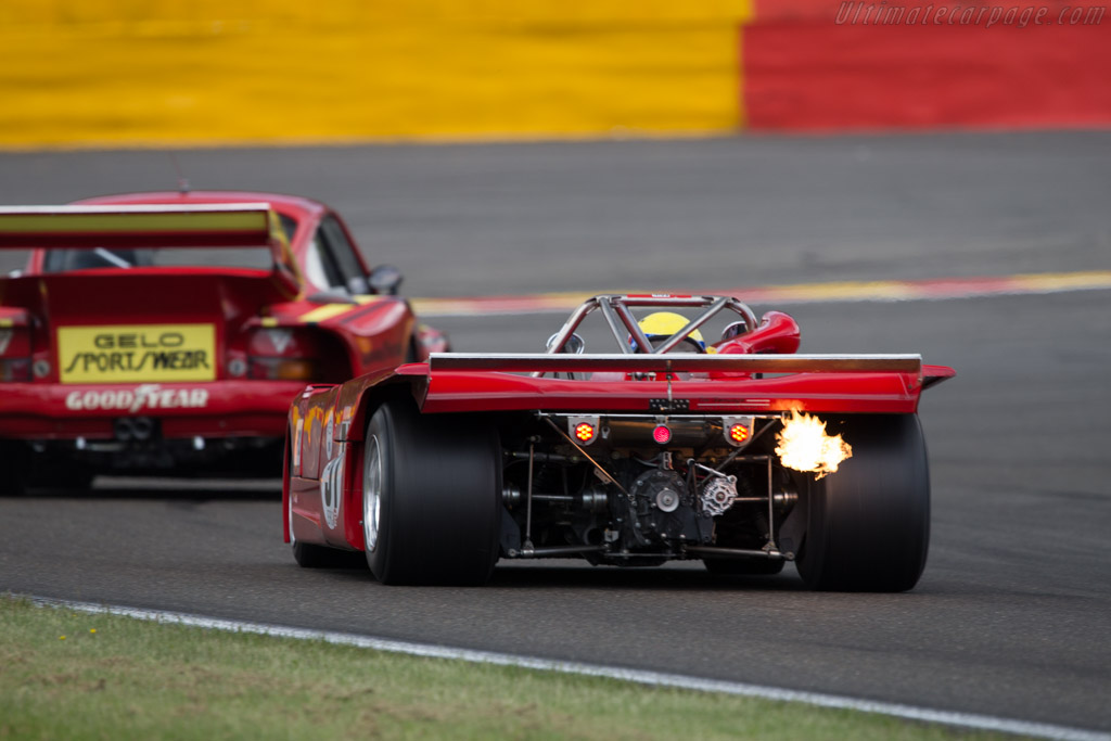 Lola T290 - Chassis: HU34 - Driver: Nanni Galli  - 2014 Spa Classic