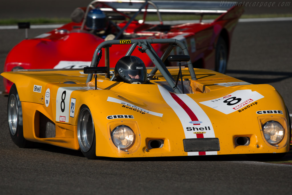 Lola T290 DFV - Chassis: 1LS593 - Driver: Philippe Scemama  - 2014 Spa Classic