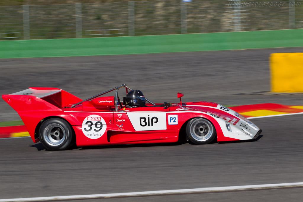 Lola T292 Cosworth - Chassis: HU64 - Driver: Louis Zurstrassen  - 2014 Spa Classic