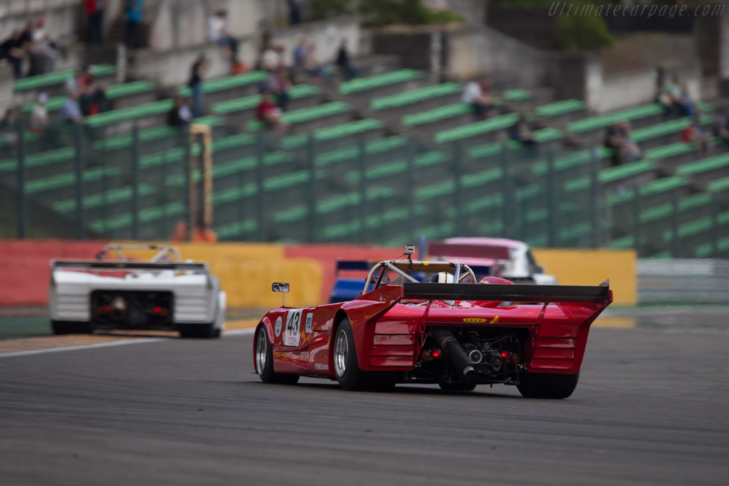 Lola T296 BMW - Chassis: HU85 - Driver: Guy Lauwers  - 2014 Spa Classic