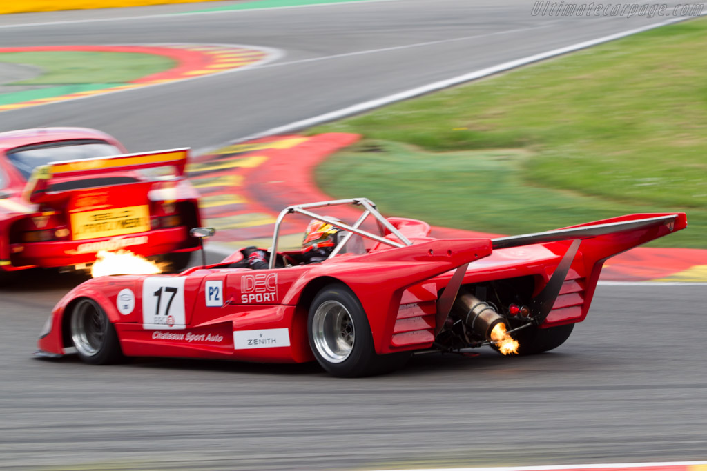 Lola T298 BMW - Chassis: HU97 - Driver: Patrice Lafargue  - 2014 Spa Classic
