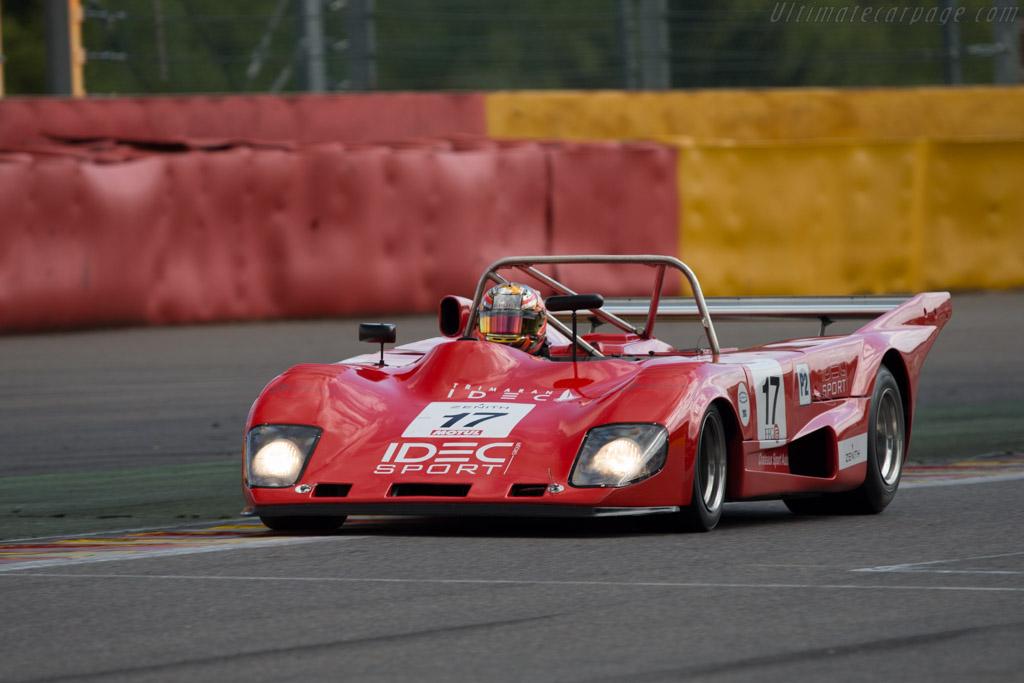 Lola T298 BMW - Chassis: HU97 - Driver: Patrice Lafargue  - 2014 Spa Classic