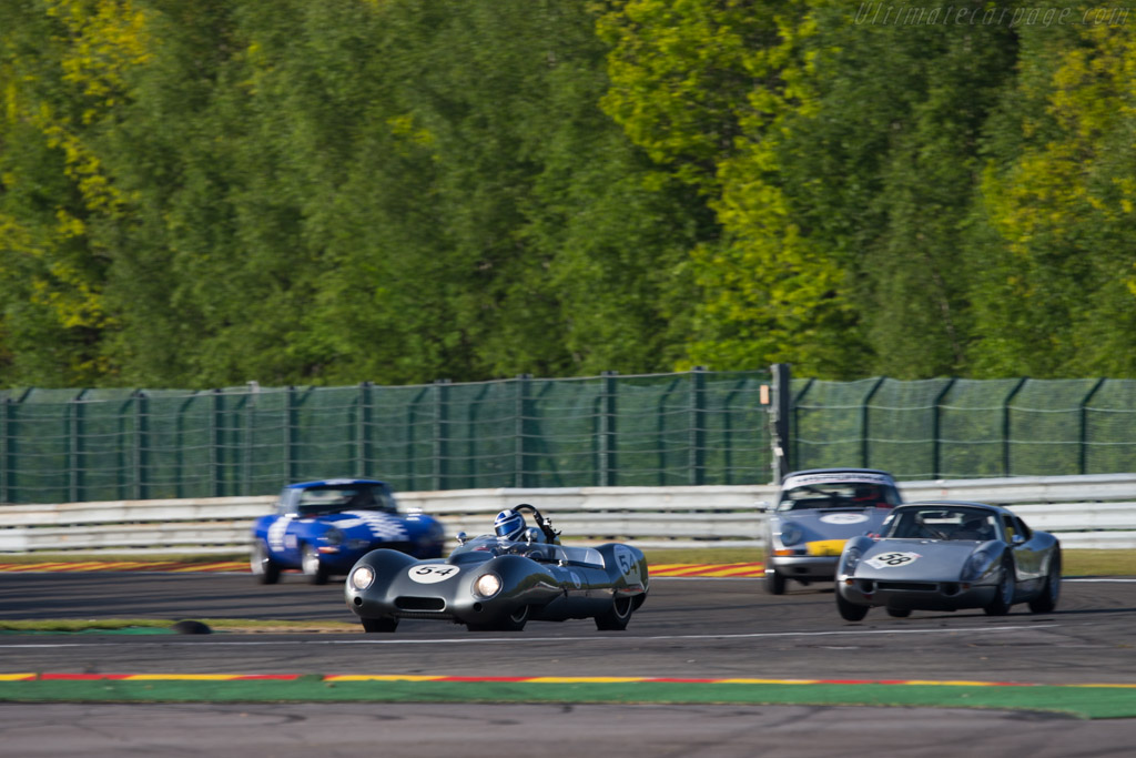Lotus 15 - Chassis: 610 - Driver: Eric Mestdagh - 2014 Spa Classic