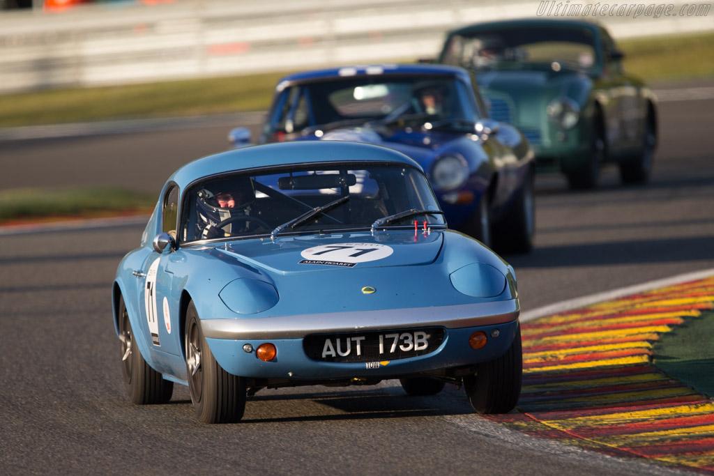 Lotus Elan 26R Shapecraft - Chassis: 26R-7 - Driver: Mike Humphreys / Ivor Dunbar  - 2014 Spa Classic