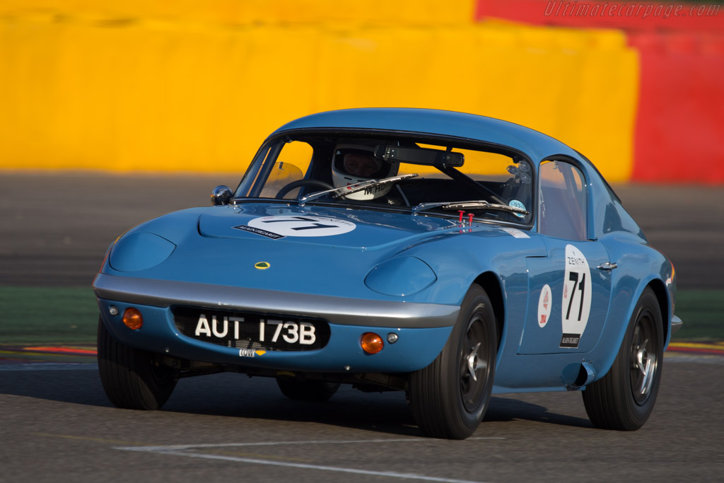 Lotus Elan 26R Shapecraft - Chassis: 26R-7 - Driver: Mike Humphreys / Ivor Dunbar  - 2014 Spa Classic