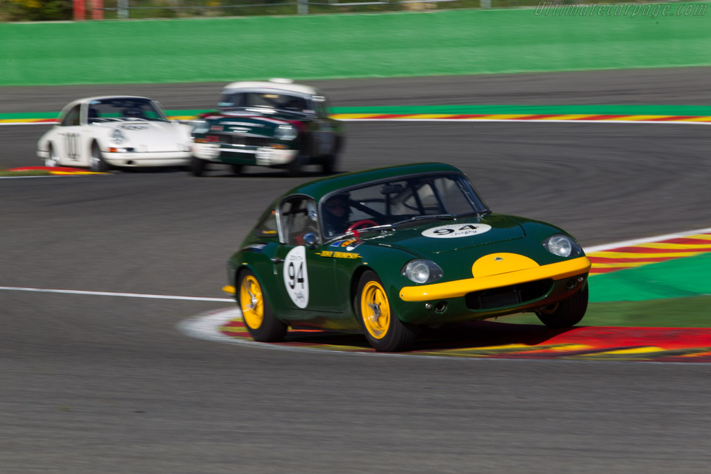 Lotus Elan 26R Shapecraft - Chassis: 26R-20 - Driver: Georges Verquin  - 2014 Spa Classic
