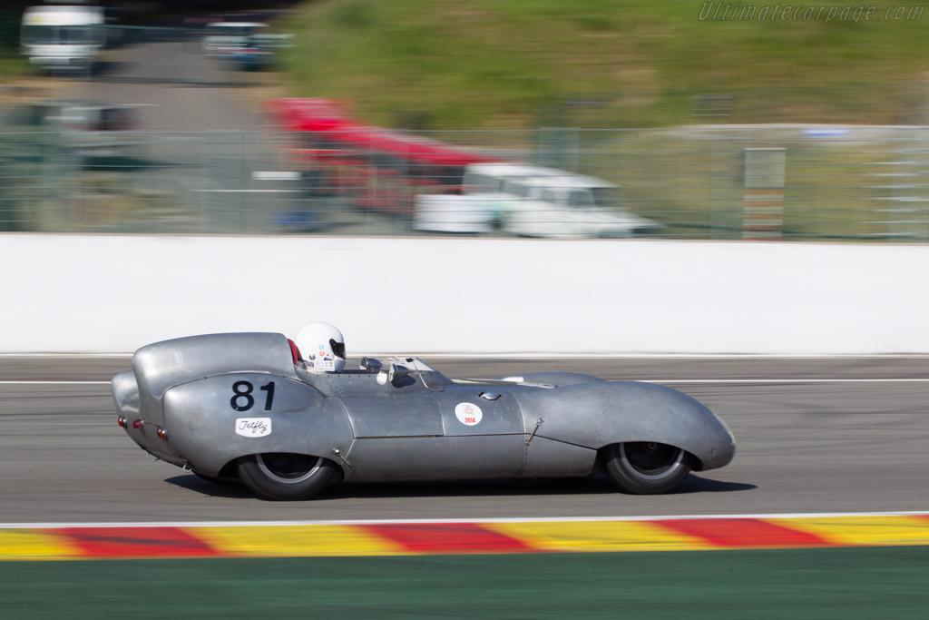 Lotus XI 1500 - Chassis: 32621 - Driver: Guy Peeters / Michel Wanty  - 2014 Spa Classic
