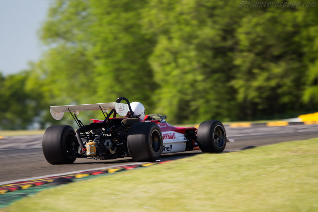 March 712M - Chassis: 712-11 - Driver: Robert Simac - 2014 Spa Classic
