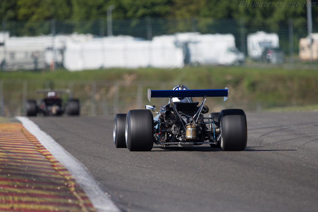 March 712M - Chassis: 712M-21 - Driver: Alain Lagache  - 2014 Spa Classic