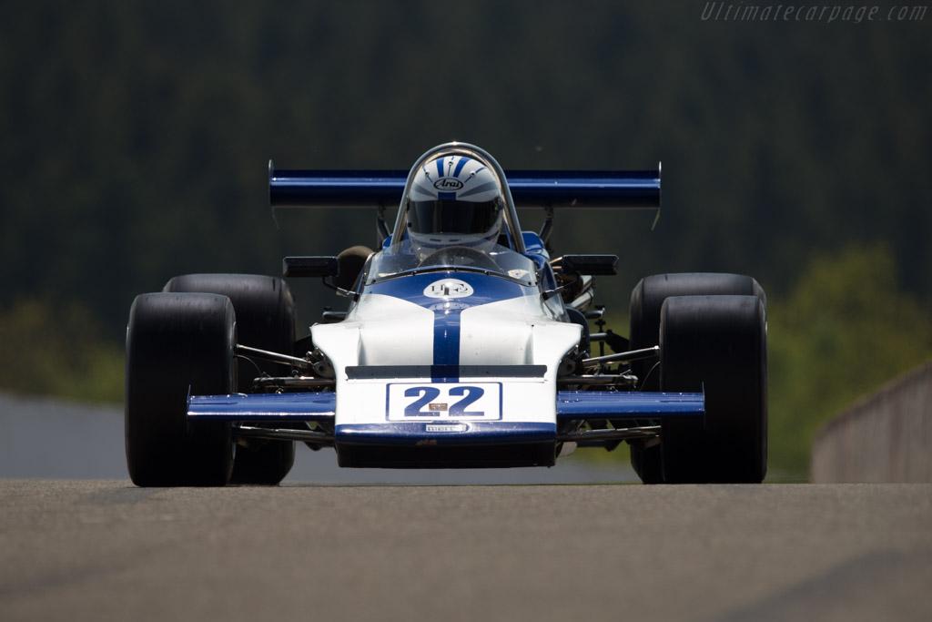 March 712M  - Driver: Alain Lagache  - 2014 Spa Classic