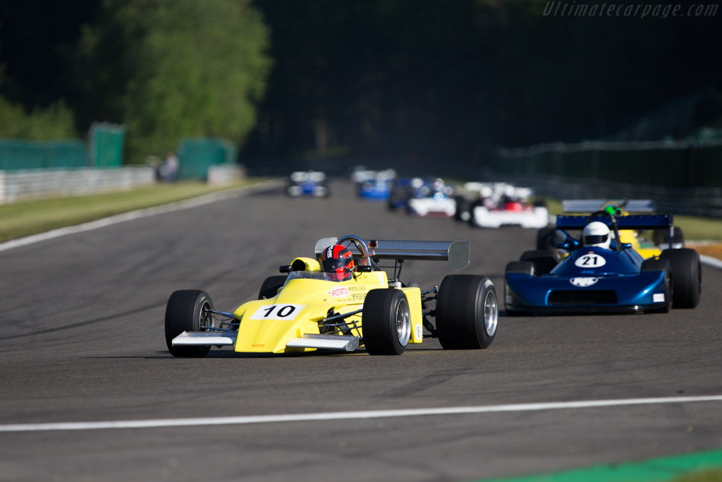 March 722 - Chassis: 722-18 - Driver: Darwin Smith  - 2014 Spa Classic