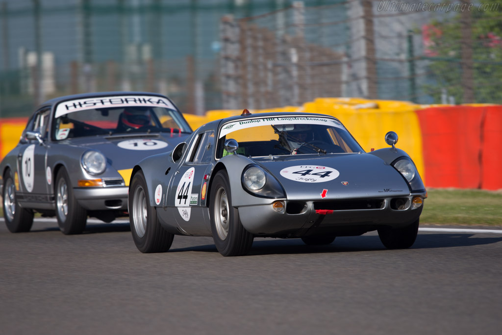 Porsche 904 GTS - Chassis: 904-009 - Driver: Afschin Fatemi  - 2014 Spa Classic