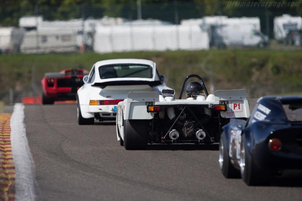 Porsche 908/2 Spyder - Chassis: 908/02-018 - Driver: Robert Fink  - 2014 Spa Classic