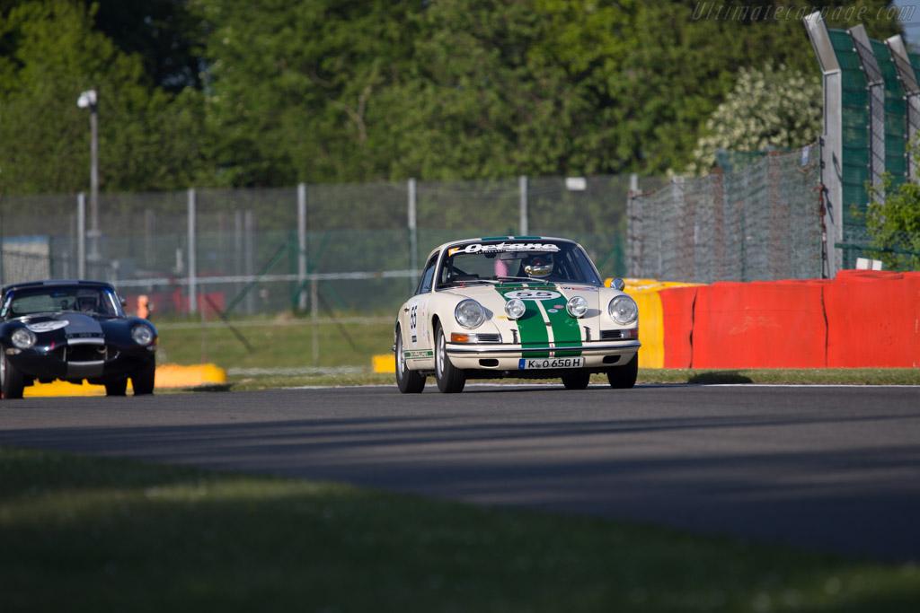 Porsche 911 - Chassis: 301003 - Driver: Gaby von Oppenheim / Andreas Middendorf - 2014 Spa Classic