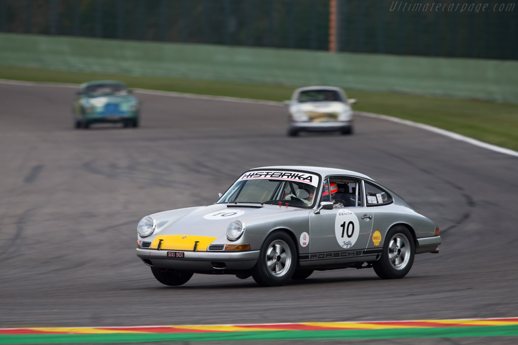 Porsche 911 - Chassis: 300241 - Driver: Pascal Pandelaar  - 2014 Spa Classic