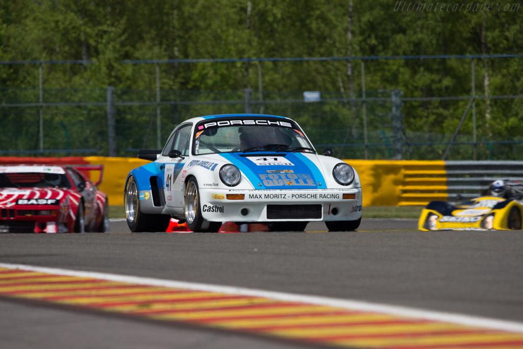Porsche 911 Carrera RSR 3.0  - Driver: Pierre Lalmand  - 2014 Spa Classic