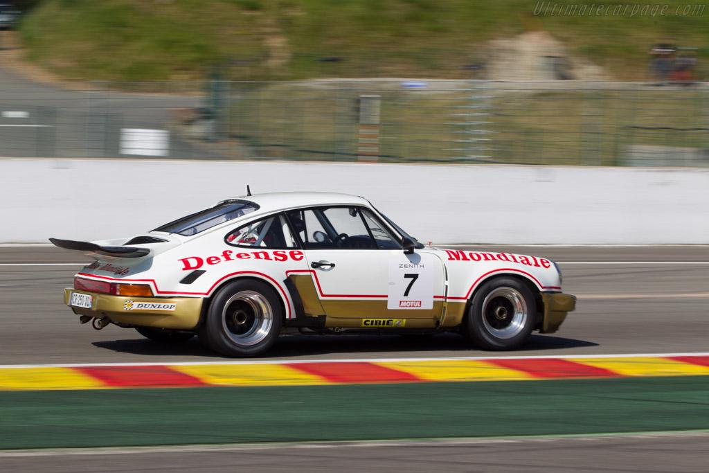 Porsche 911 Carrera RSR 3.0 - Chassis: 911 460 9087 - Driver: David MacNeil / Cooper MacNeil  - 2014 Spa Classic