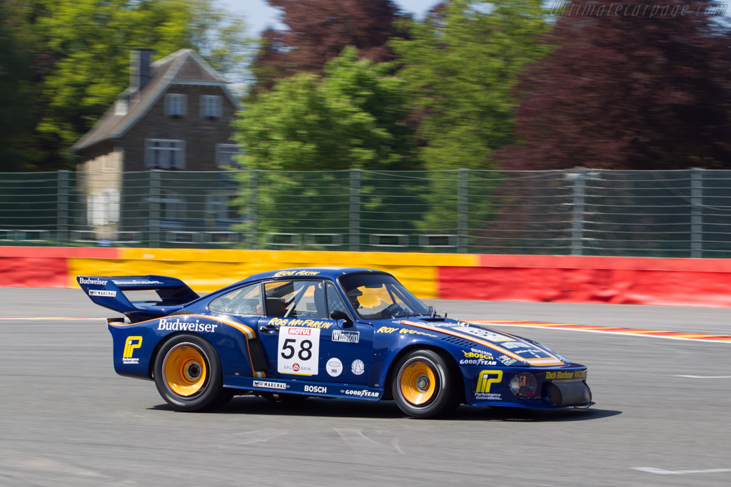 Porsche 935/77 - Chassis: 930 770 0910 - Driver: Georges Saier  - 2014 Spa Classic