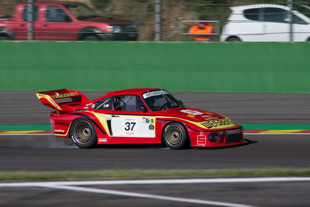 Porsche 935/78 - Chassis: 930 890 0011 - Driver: Marc de Siebenthal  - 2014 Spa Classic
