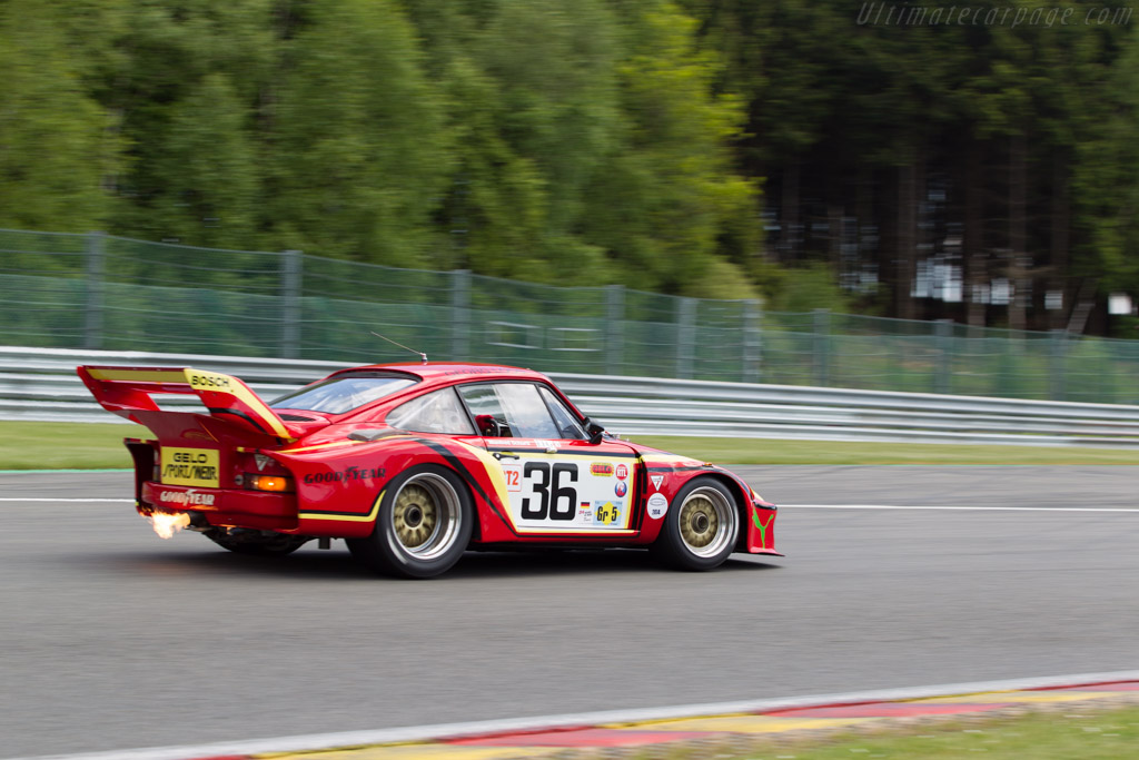 Porsche 935/78 - Chassis: 930 890 0015 - Driver: Stephan Meyers - 2014 Spa Classic