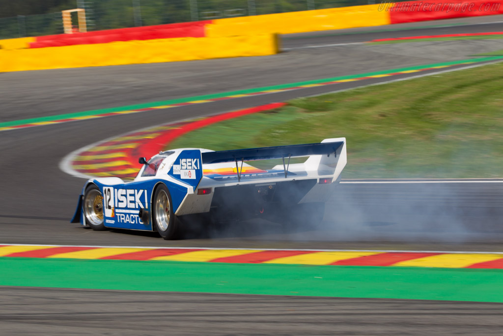 Porsche 956 - Chassis: 956-118 - Driver: Russel Kepnich  - 2014 Spa Classic