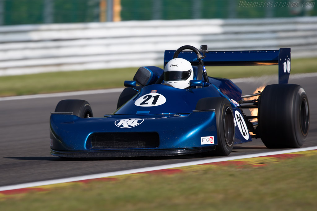 Ralt RT1 - Chassis: 1-71 - Driver: Philippe Harper  - 2014 Spa Classic