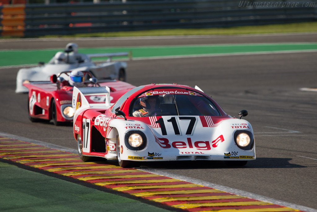 Rondeau M378 Cosworth - Chassis: M378/001 - Driver: Christian Traber  - 2014 Spa Classic