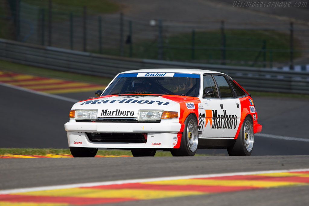 Rover TWR Vitesse - Chassis: TWR 001 - Driver: Richard Postins  - 2014 Spa Classic
