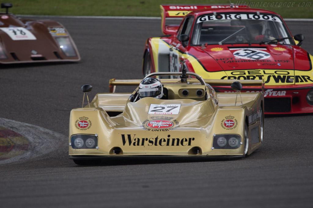 TOJ SC204 - Chassis: 13-76 - Driver: Jean Martin / Marc de Siebenthal  - 2014 Spa Classic