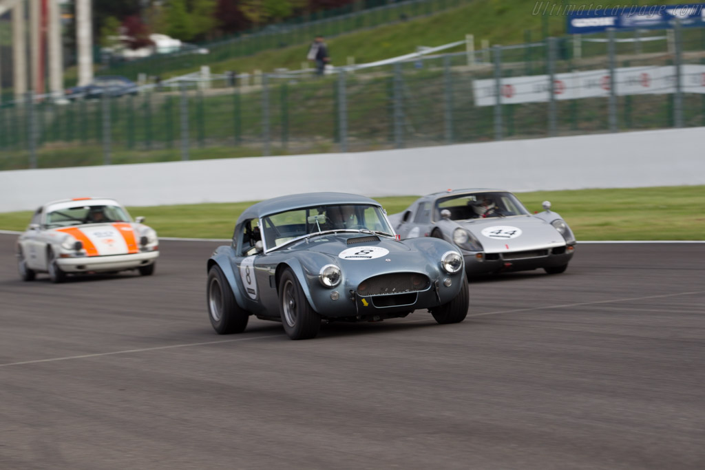 AC Shelby Cobra - Chassis: CSX2229 - Driver: Philipp Oettli  - 2015 Spa Classic