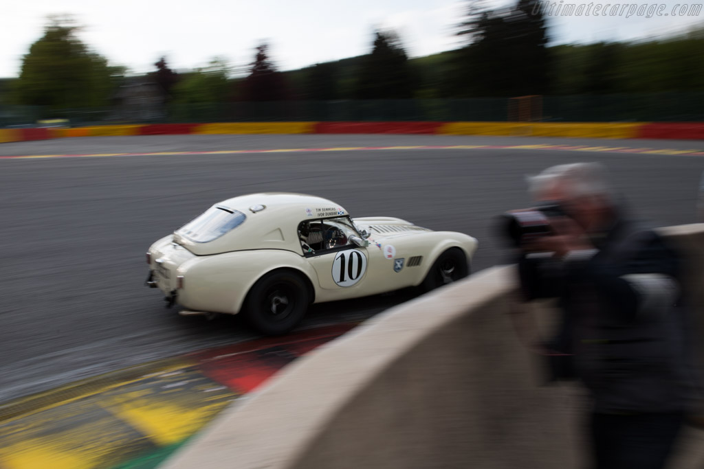 AC Shelby Cobra - Chassis: COB6008 - Driver: Tim Summers / Ivor Dunbar  - 2015 Spa Classic