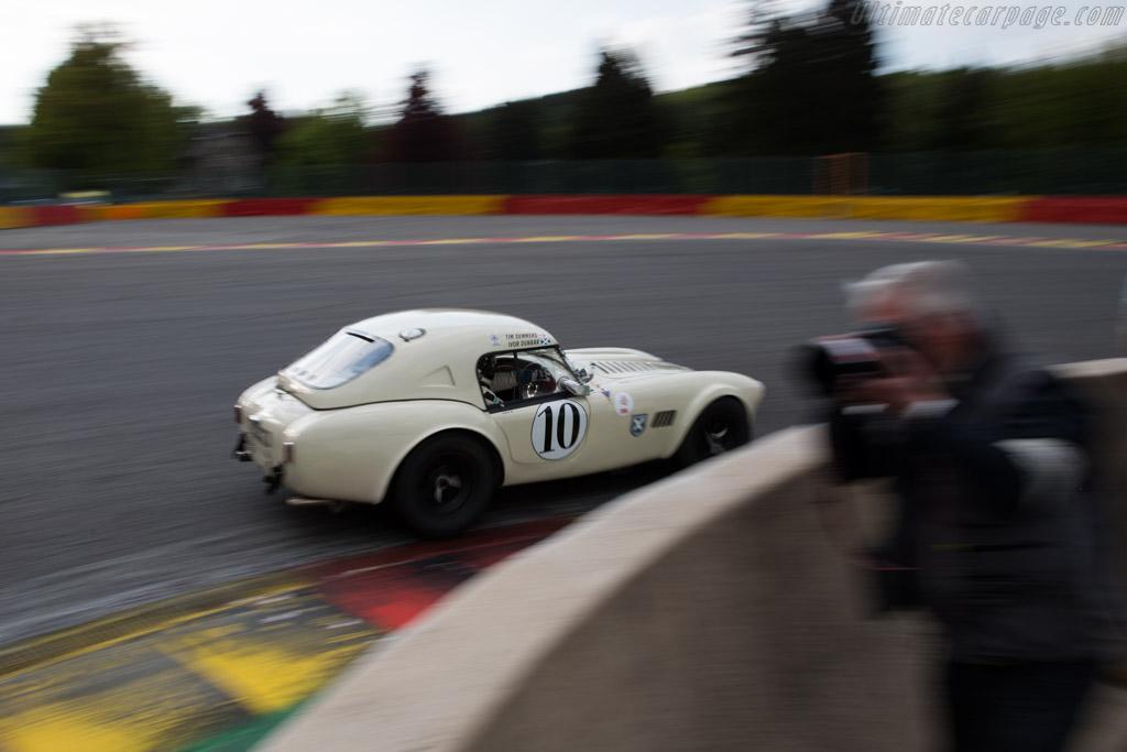 AC Shelby Cobra - Chassis: COB6008 - Driver: Tim Summers / Ivor Dunbar  - 2015 Spa Classic