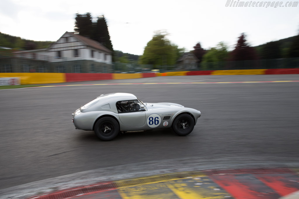 AC Shelby Cobra - Chassis: CSX2157 - Driver: Andrew Beverley  - 2015 Spa Classic