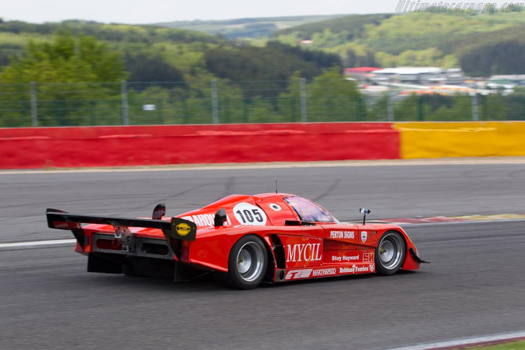 ADA Cosworth - Chassis: 88-02 - Driver: Michel Ghio  - 2015 Spa Classic