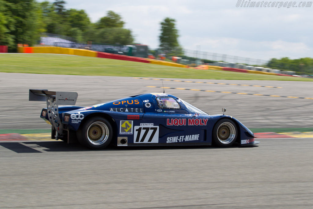 ALD C289 - Chassis: C289-02 - Driver: Frank Lyons  - 2015 Spa Classic