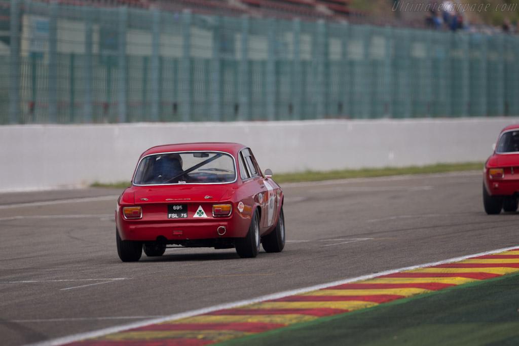 Alfa Romeo Giulia GTA - Chassis: AR613821 - Driver: Eric Everard  - 2015 Spa Classic