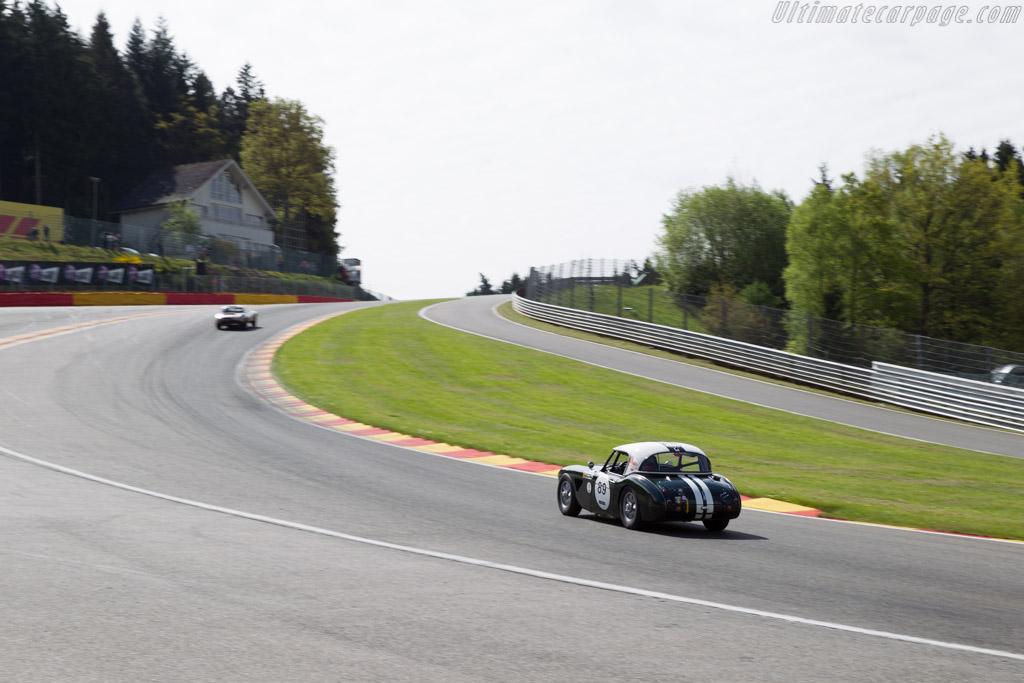 Austin Healey 3000 Mk2 - Chassis: HBTL7L8161 - Driver: Serge Libens / Jean-Andre Collard  - 2015 Spa Classic