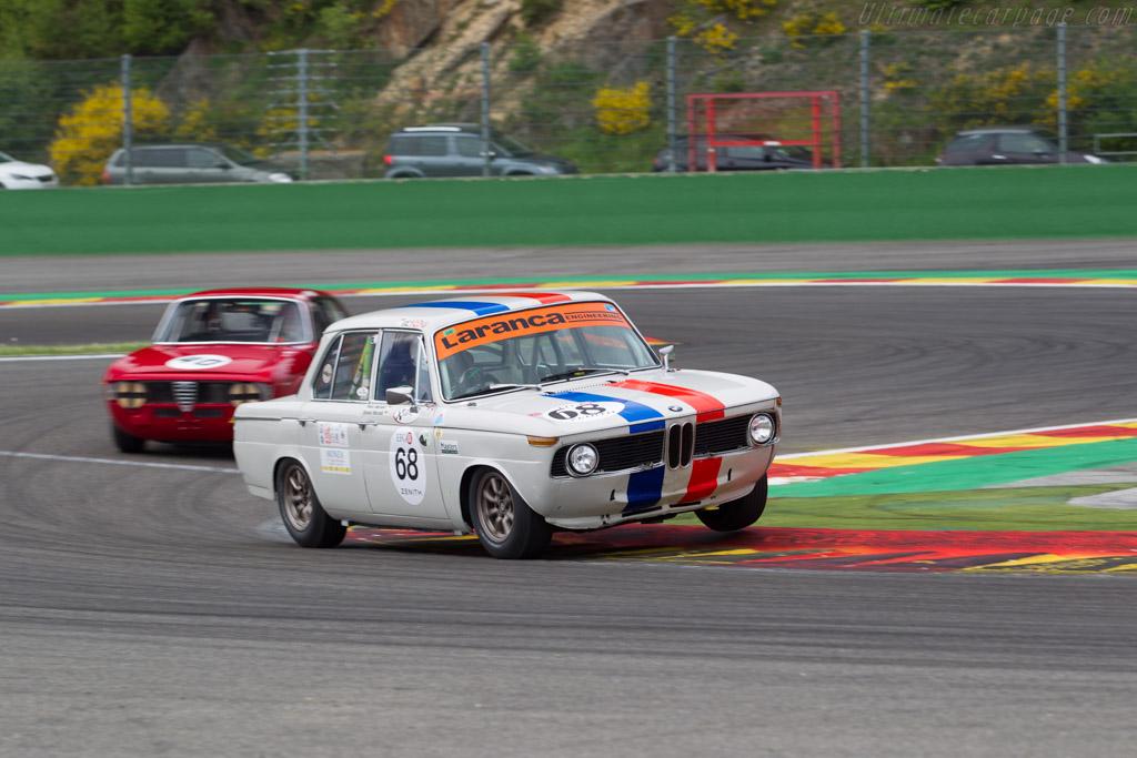 Bmw 1800 Ti Driver Peter Mursall Daniel Mursall