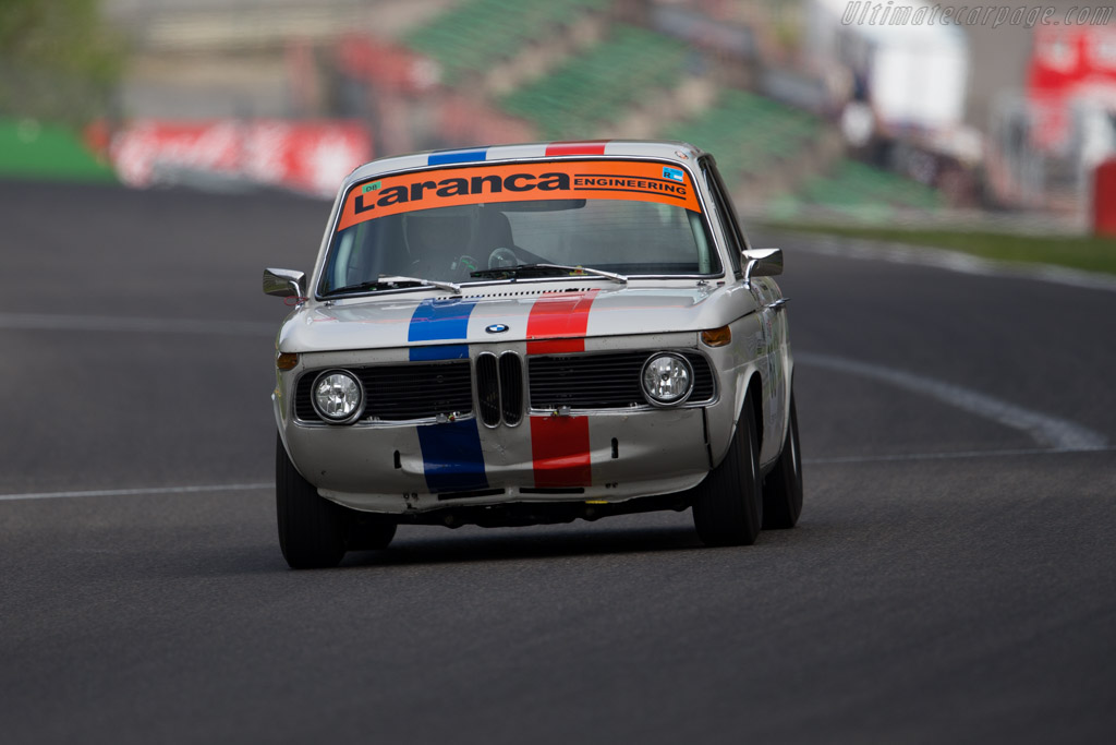 BMW 1800 TI  - Driver: Peter Mursall / Daniel Mursall  - 2015 Spa Classic