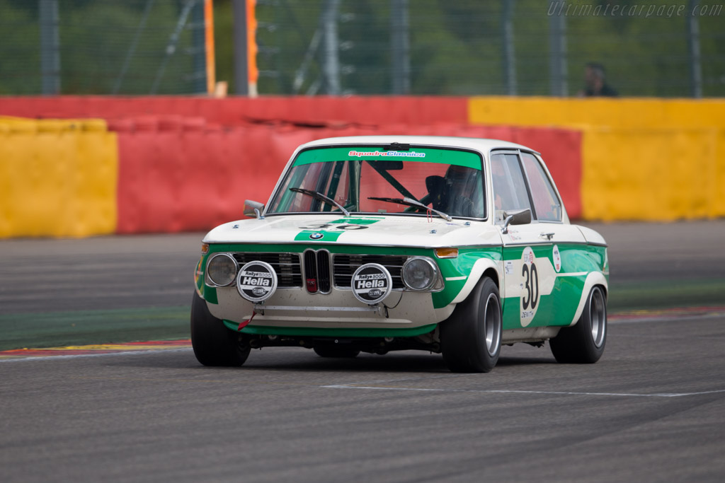 BMW 2002 TI  - Driver: Christian Traber  - 2015 Spa Classic