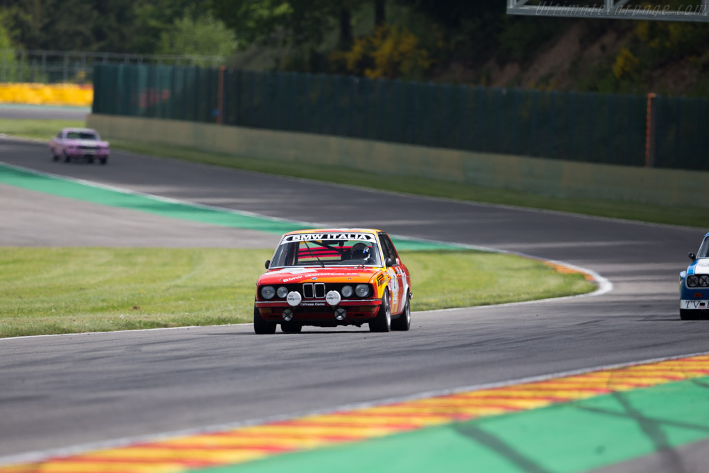 BMW 528i - Chassis: E28 RA1-05 - Driver: Richard Hope / Paul Beddow  - 2015 Spa Classic
