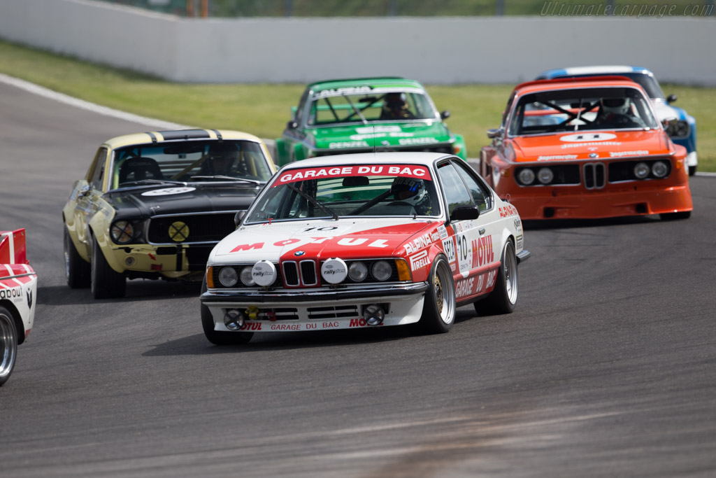 BMW 635CSi Group A - Chassis: E24 RA2-38 - Driver: Richard Hope / Simon Mason  - 2015 Spa Classic