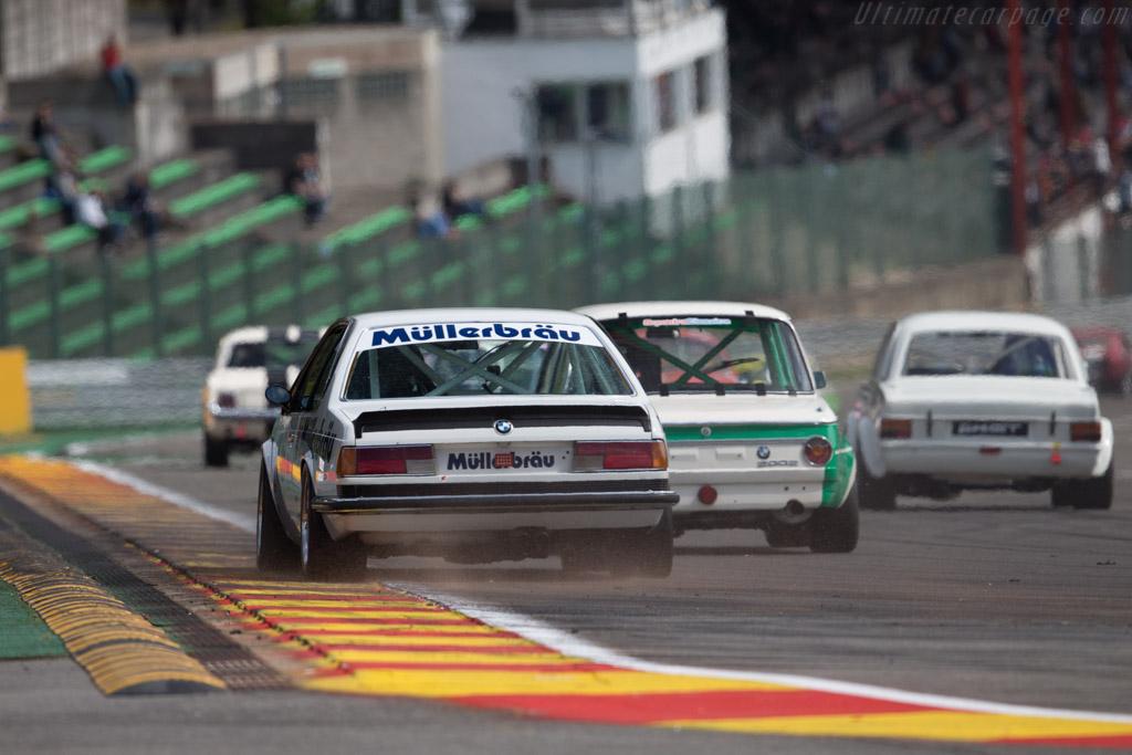 BMW 635CSi Group A - Chassis: E24 RA2-49 - Driver: Thierry de Latre Bosqueau  - 2015 Spa Classic