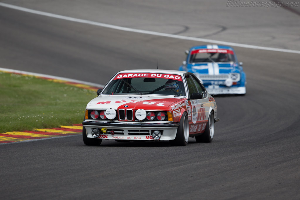 BMW 635CSi Group A - Chassis: E24 RA2-38 - Driver: Richard Hope / Simon Mason  - 2015 Spa Classic